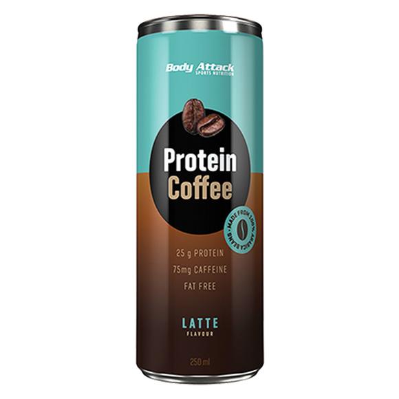BODY ATTACK PROTEIN COFFEE