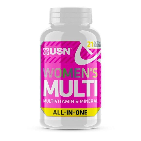 USN WOMEN'S MULTI VITAMIN & MINERAL, 90 tableta