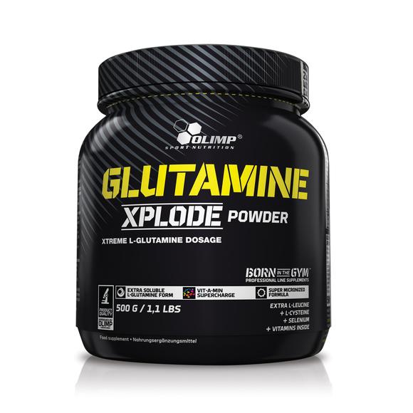 OLIMP GLUTAMINE XPLODE POWDER, 500g