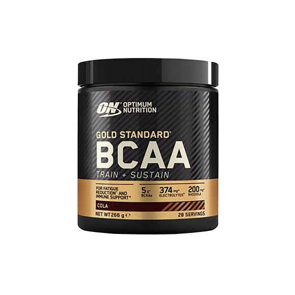 OPTIMUM GOLD STANDARD BCAA, 266g