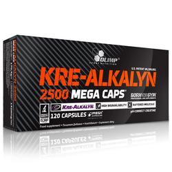 OLIMP KRE-ALKALYN 2500 MEGA CAPS, 120 kapsula