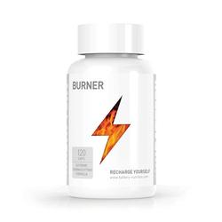 BATTERY BURNER, 120 kapsula