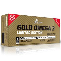 OLIMP GOLD OMEGA 3 LE, 120 + 30 kapsula