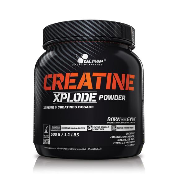 OLIMP CREATINE XPLODE POWDER, 500g