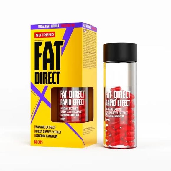 NUTREND FAT DIRECT, 60 kapsula