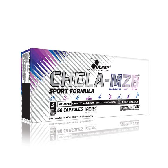 OLIMP CHELA-MZB (ZMA), 60 kapsula